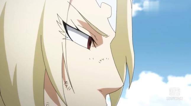 妖精的尾巴:拉凯德想杀掉纳兹,米涅芭用绝对领域将罗格瞬移!