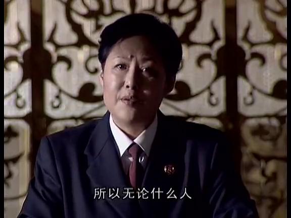 国家公诉:叶子菁义正言辞地说,无论谁都要遵守党纪国法