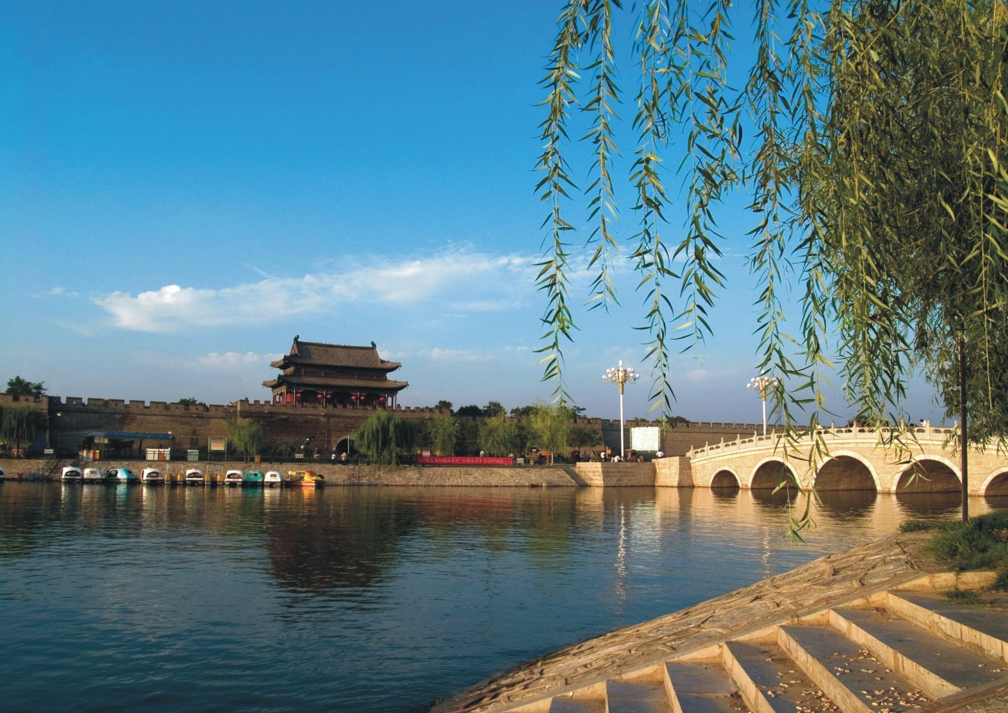 河南这个市设有3个高铁站,百家姓400多个姓有242个源于此