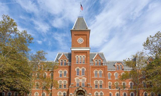 美国本科公立大学排名