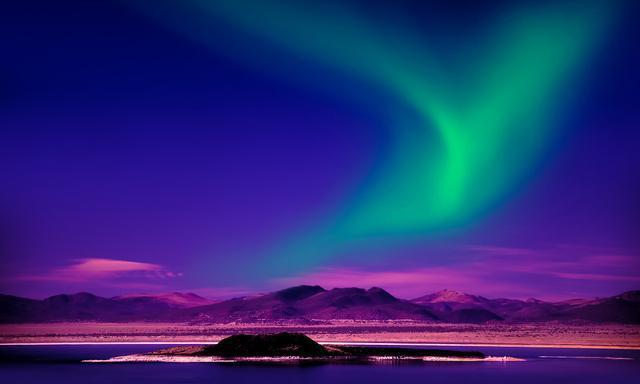 """""""夜有五色光贯紫微,天裂东北""""——史话古代天文异象观测"""
