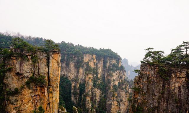 张家界最迷人的景区之一,康熙皇帝曾来了都感慨万分,流连忘返