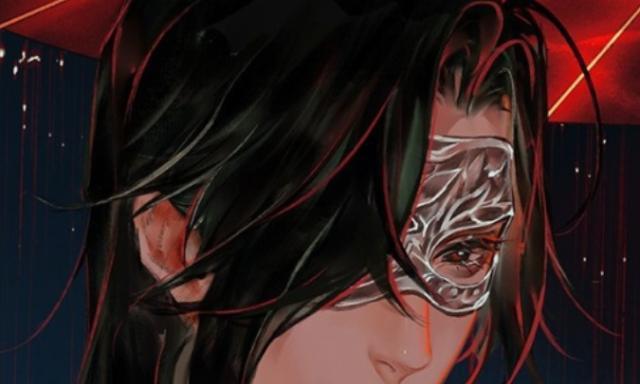 """《天官赐福》花城脸上的面具""""似曾相识""""?谢怜也曾带过"""