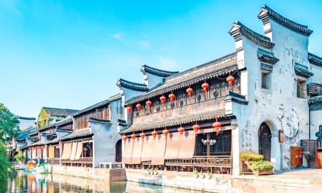浙江最低调古镇,景色媲美乌镇西塘,已被列入世界文化遗产