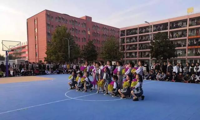 郸城实验高中:凝聚师生力量,共展青春风采