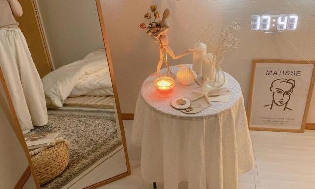 日本一女生晒在出租屋的日常:简单干净,收纳精致
