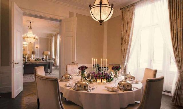 过去丹麦皇家御膳房,现在米其林餐厅,到底做什么好吃的?