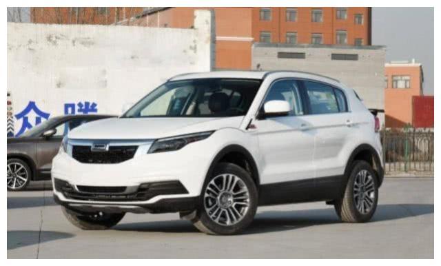 又一款国产SUV要火!可单挑路虎揽胜,售价仅14万