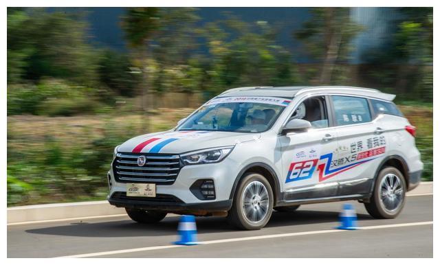 2019中国量产车性能大赛决战牙克石 极寒将至,汉腾X5谁与争锋