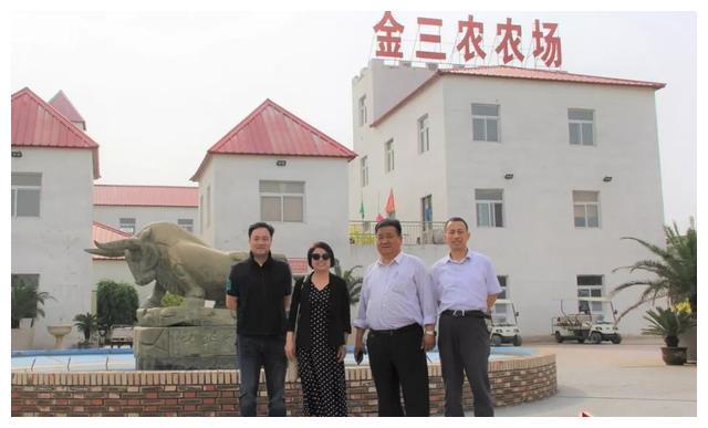 天津大中畜牧董事长孙少起:弗莱维赫适合中国 准备扩群至5000头