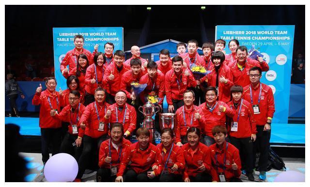 亚锦赛中国队完整阵容出炉,孙闻获得男单机会,铁人许昕身兼四项