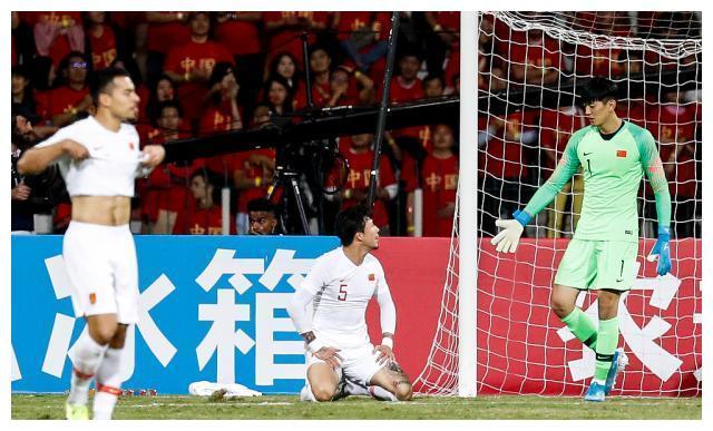 国足输球不是末日,晋级?2022世界杯东道主或许就是贵人!