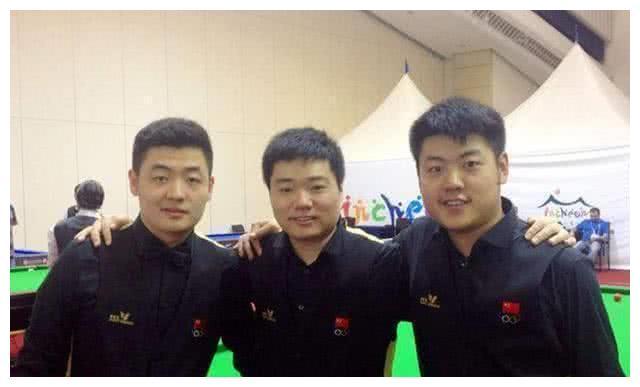 中国9将出战7人晋级,颜丙涛轰42-1,梁文博37-30险胜