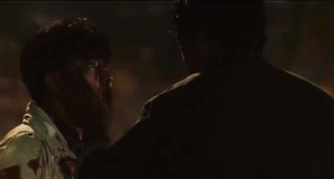 宋子豪替小马哥报仇,警察弟弟帮忙递枪,这才是好兄弟!