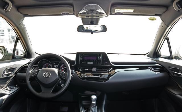 丰田C-HR限时优惠8000元 欢迎试乘试驾