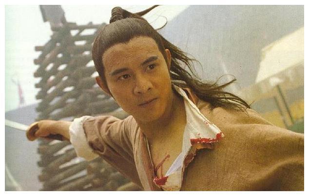 李连杰杨紫琼在《太极张三丰》这个穿帮镜头,使得经典不再完美