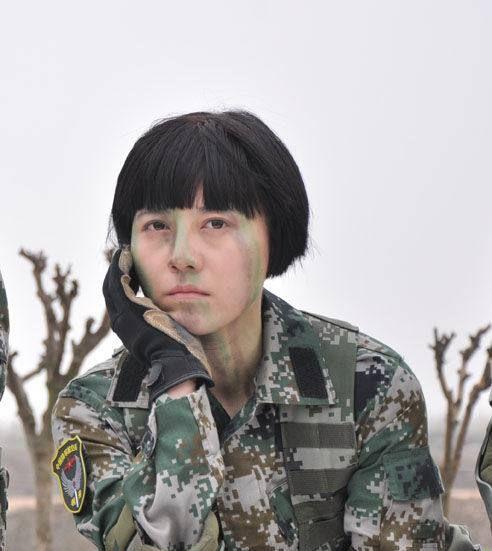 《》中的女星:刘晓洁上榜,最后一位脱下军装美若天仙