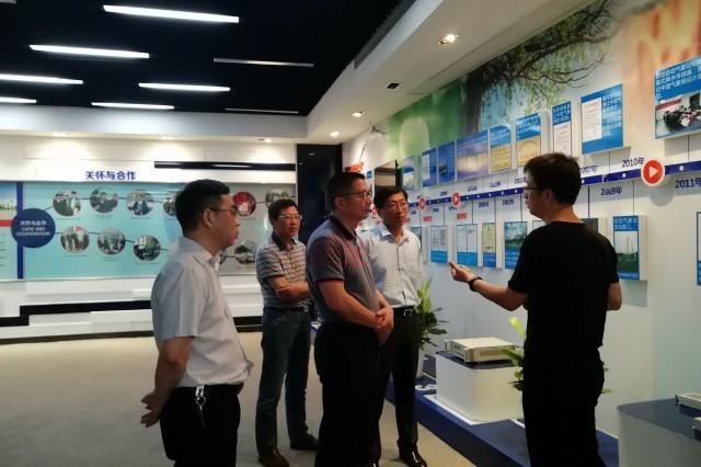 江苏省无线电科学研究所有限公司举行博士后科研工作站揭牌仪式