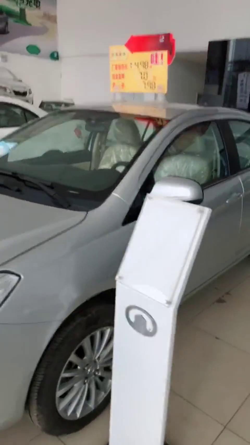 视频:长城C30电动车能跑200公里,估计够呛吧,别忽悠我们!
