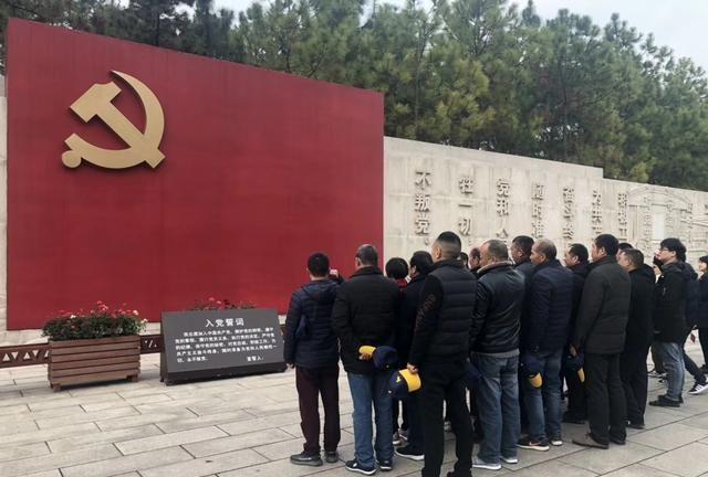 不忘初心,牢记使命。参观南湖革命纪念馆,传承践行红船精神