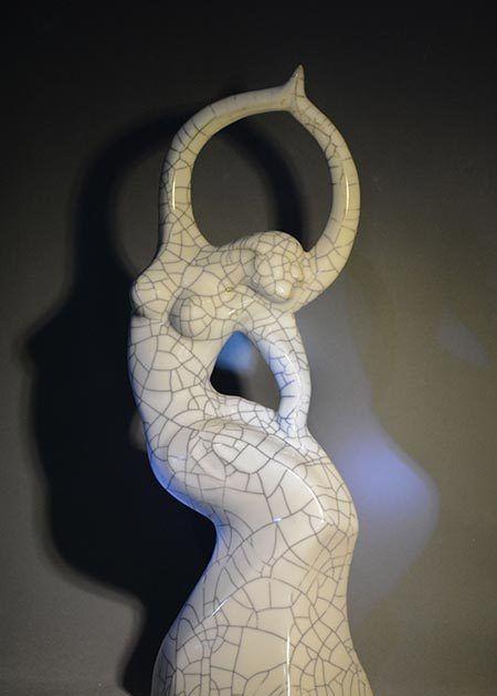 第一个把钧瓷文化与环境陶艺创作相结合的人