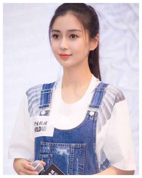 黄晓明老婆,冯绍峰老婆,罗晋老婆,网友:没有对比就没有伤害