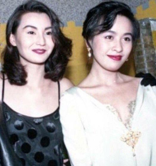 看看刘嘉玲刘晓庆朱琳林青霞的罕见旧照,真是风华绝代,令人难忘