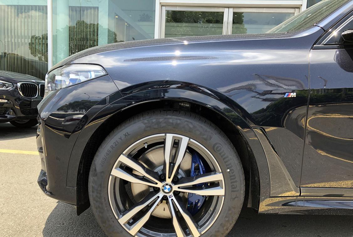 2019款宝马X7 40I尊享型:它是一台唯一需要加价的宝马SUV