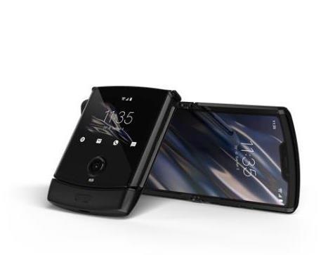 摩托罗拉的可折叠Razr智能手机将于1月9日上市