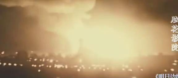 阿汤哥一天死了几百次,终于击败外星侵略者,科幻片《明日边缘》