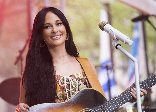 创作型乡村女歌手 凯茜·马斯格雷夫斯 来自美国的