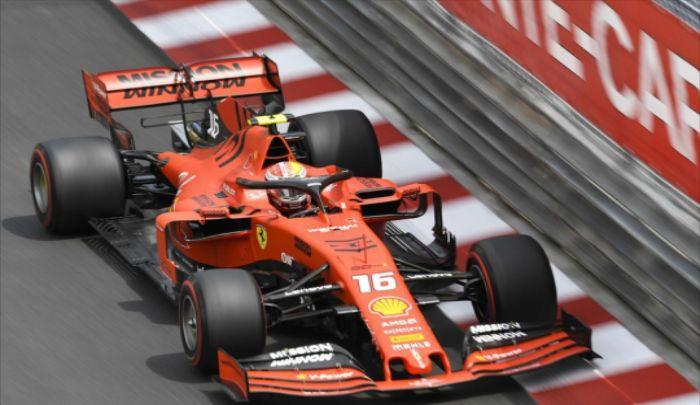 摩纳哥车队:让人着迷,F1车架由碳纤维制成,性能好