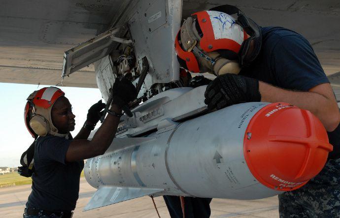 美国反潜机的机载装备