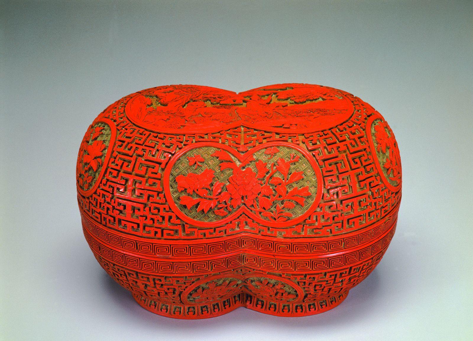 台北故宫博物院,馆藏清乾隆时期珍宝!其中有一件可谓家喻户晓!