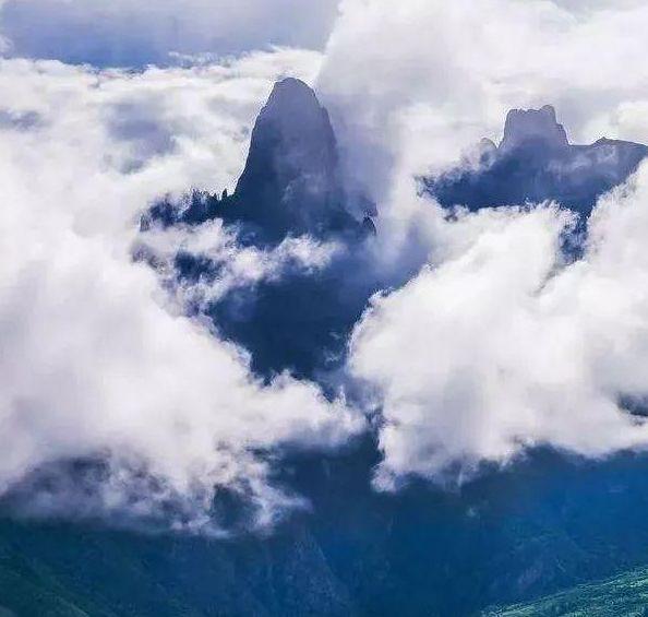 这几个景区美不胜收,好比心中的仙境,让心灵去旅行