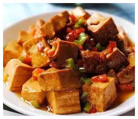 简单家常菜:蚝油豆腐,羊肉炖酸菜,糖醋土豆片,干煸土鳝鱼