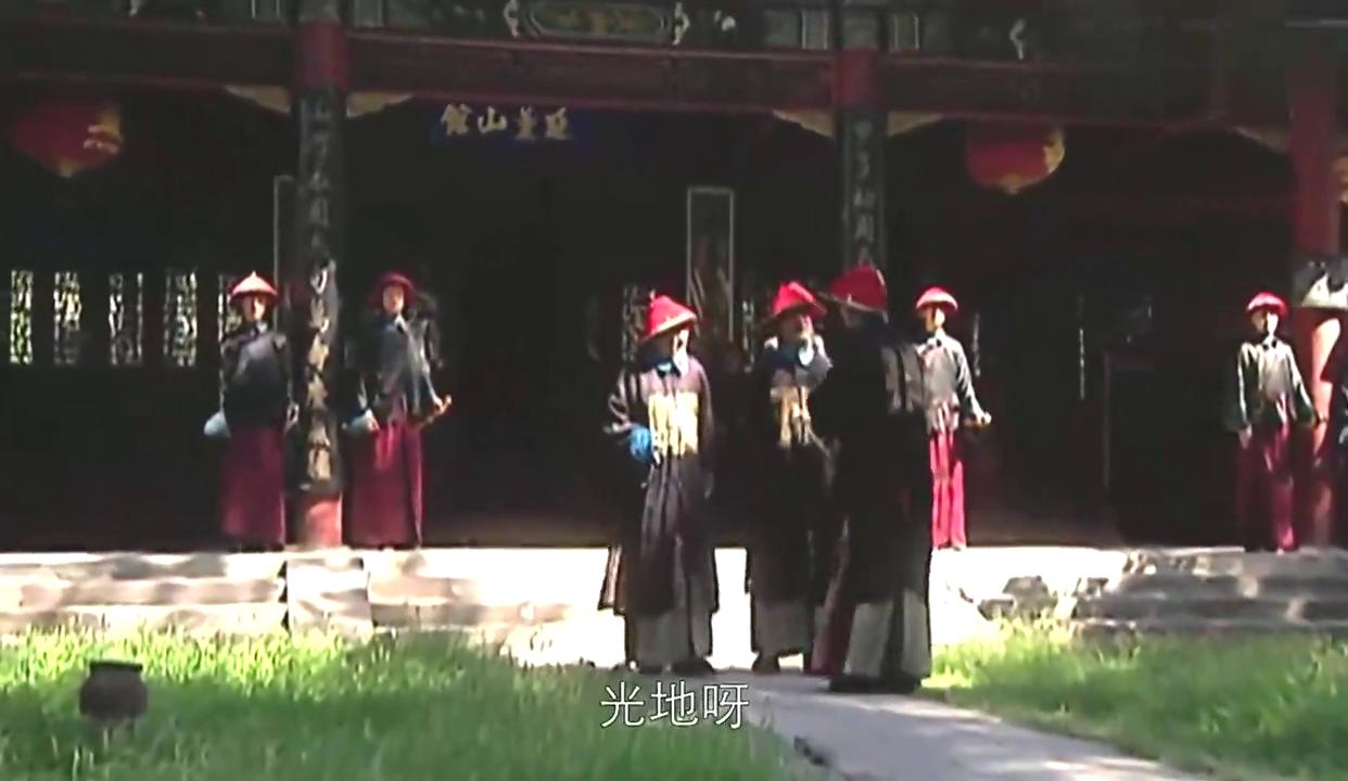 康熙王朝:蒙古大汗被葛尔丹痛打,找康熙诉苦来了