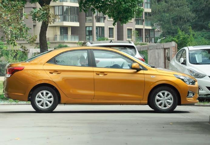 韩系车和国产车对比:五万元上下选瑞纳,远景也无话可说