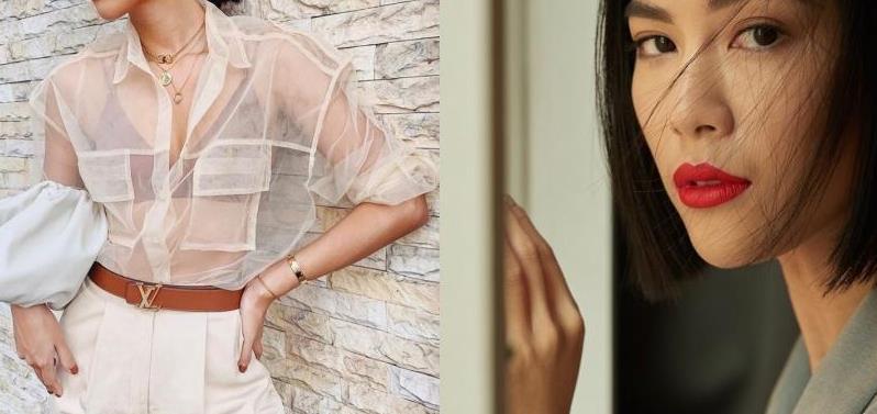 重量级KOL莫莉近年转战时尚美妆圈秀新包!粉丝全暴动