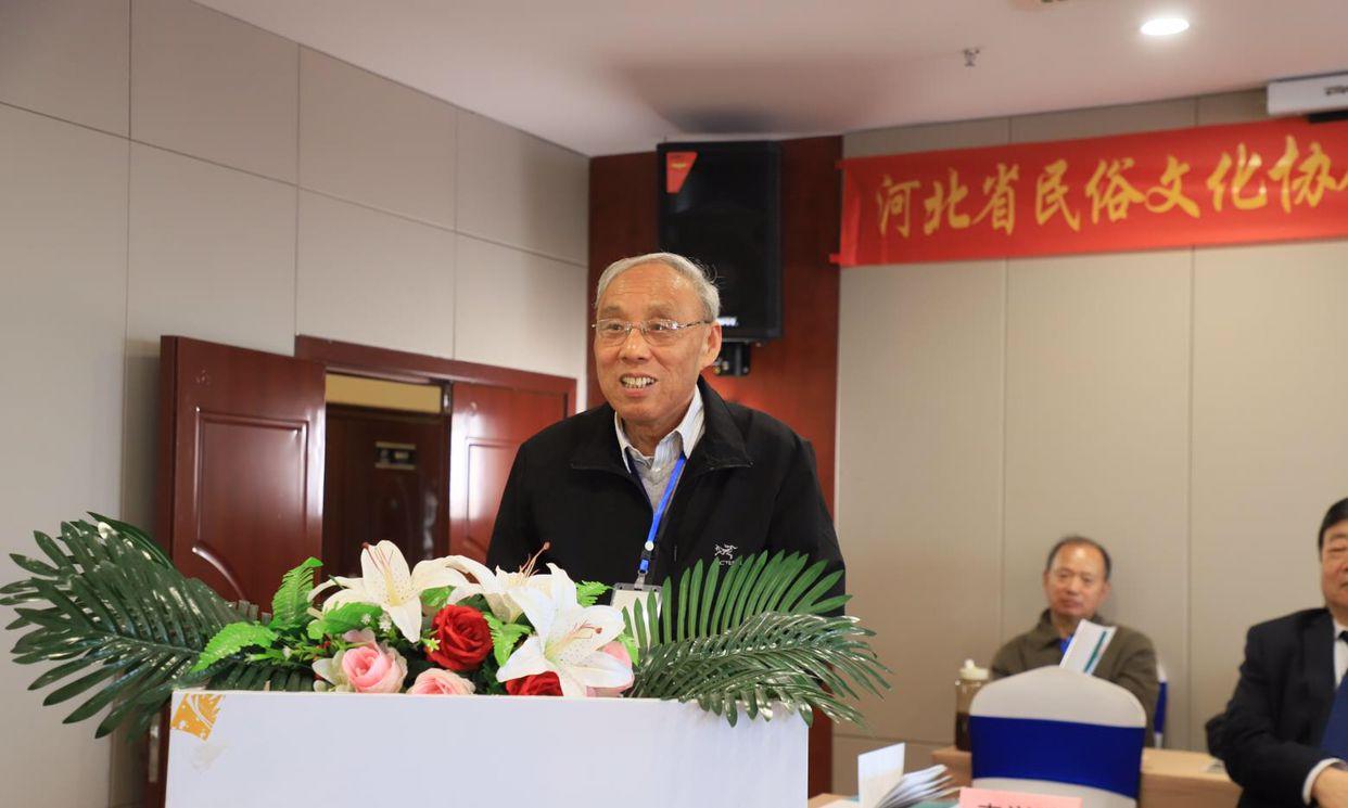 贾国锁老师著作《名门风云-赵郡李氏源远流长》荣获著作奖