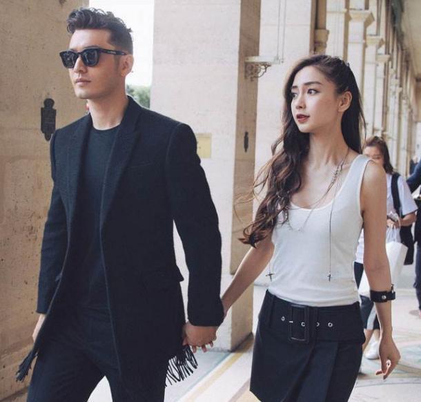 黄晓明真的赚到了,杨颖带150万手表走机场,露脐裙装也吸睛