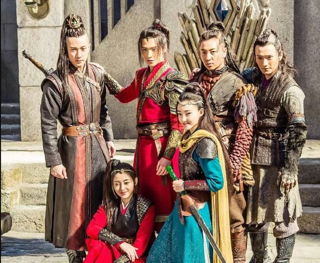 4部新剧即将上映,杨洋、李易峰、鹿晗,王俊凯,你看好哪一部?