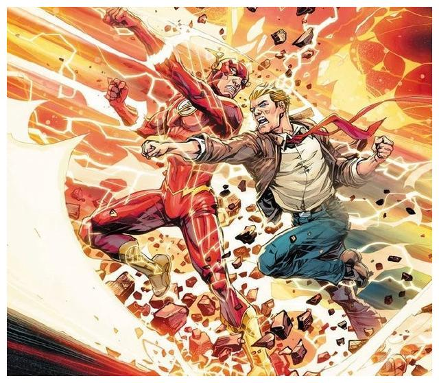 《闪电侠》寒冷队长战败,神速力暴走,巴里被关入阿卡姆疯人院