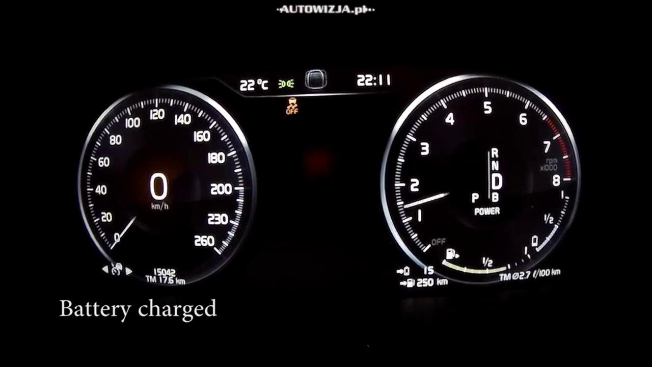 视频:混动猛将 沃尔沃XC60 T8展示加速实力