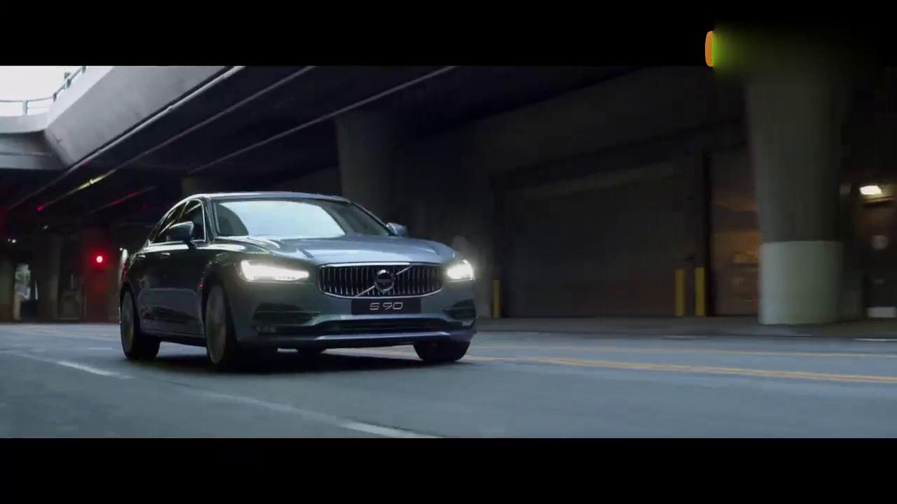 视频:随心所驭更加智能,沃尔沃全新S90新车