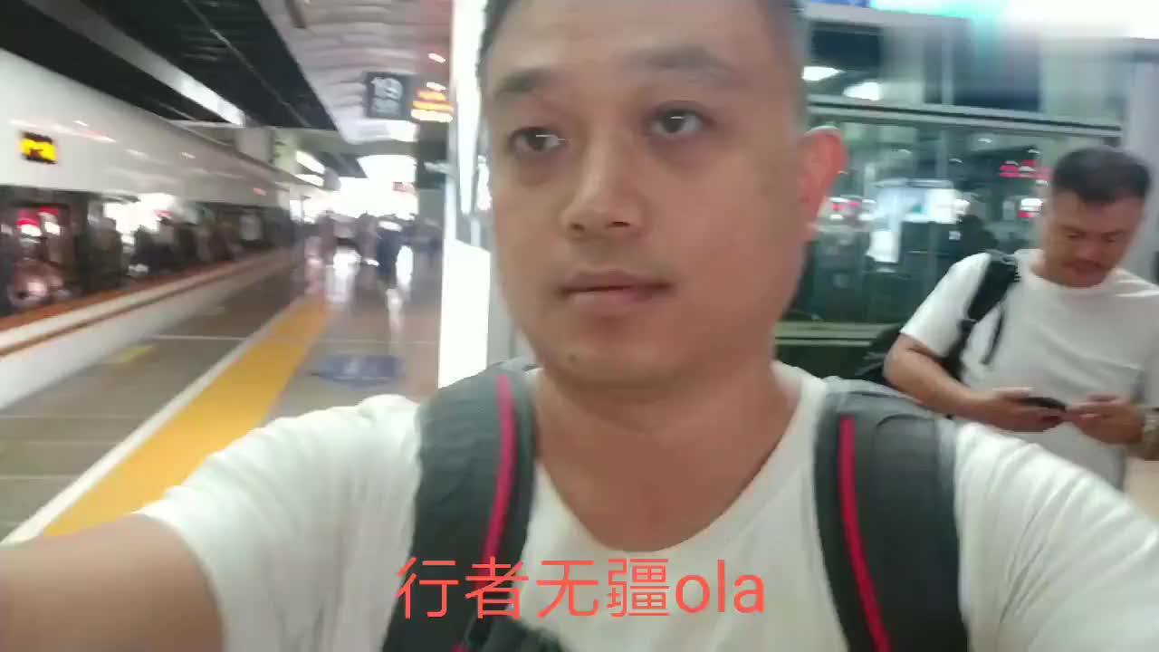 从北京南站坐高铁到天津,票价54块5,还算比较便宜!