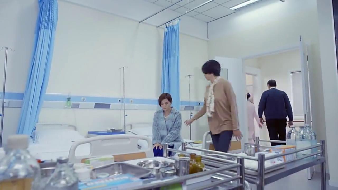 朱泳腾当着隋俊波母亲的面,向隋俊波求婚表示会负责孩子的事情
