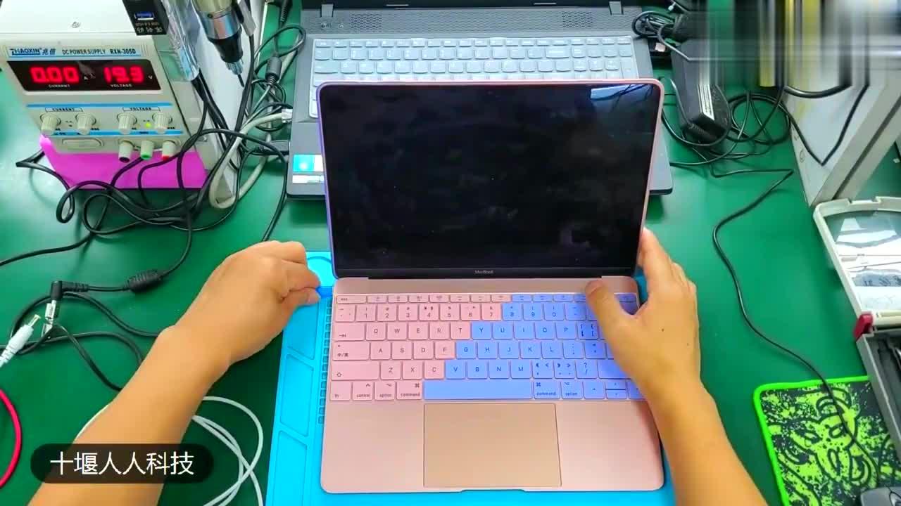 苹果笔记本花屏,差点让我换CPU,幸亏没换,不然又要走弯路