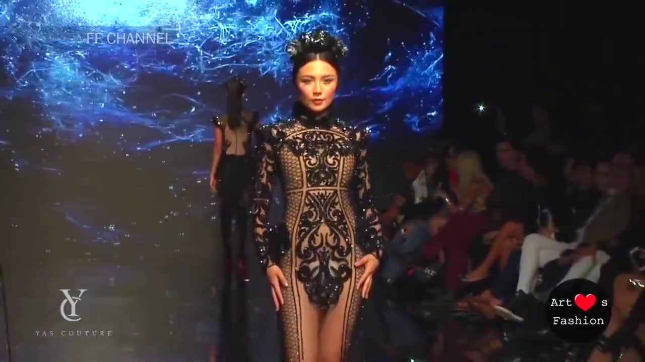简约时尚的黑纱裙,单薄轻盈,谁会穿出门啊