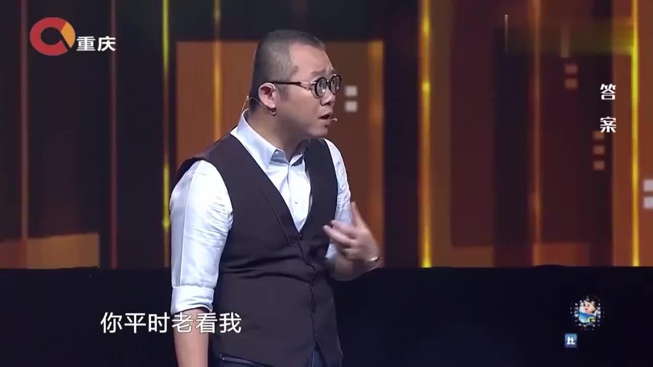 小俩口上节目互相感恩特意来见涂磊老师一句话逗乐全场